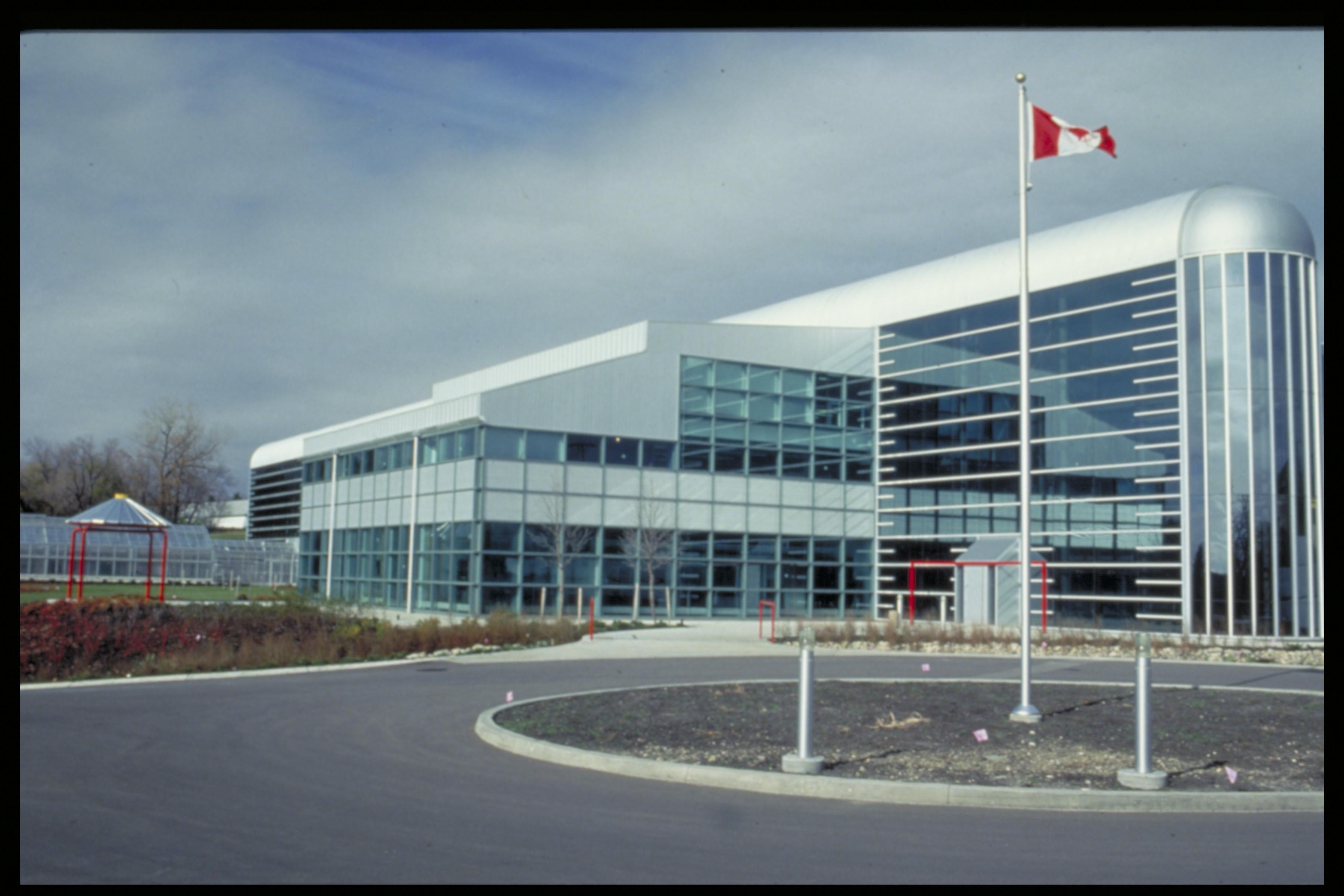 Centre de recherche et de développement de Brandon