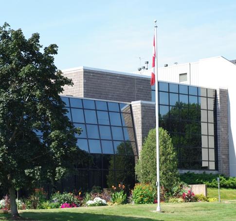 Centre de recherche et de développement de Kentville